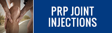 PRP Joint Injections